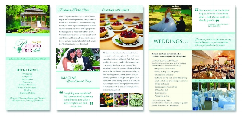 Padonia Park Brochure