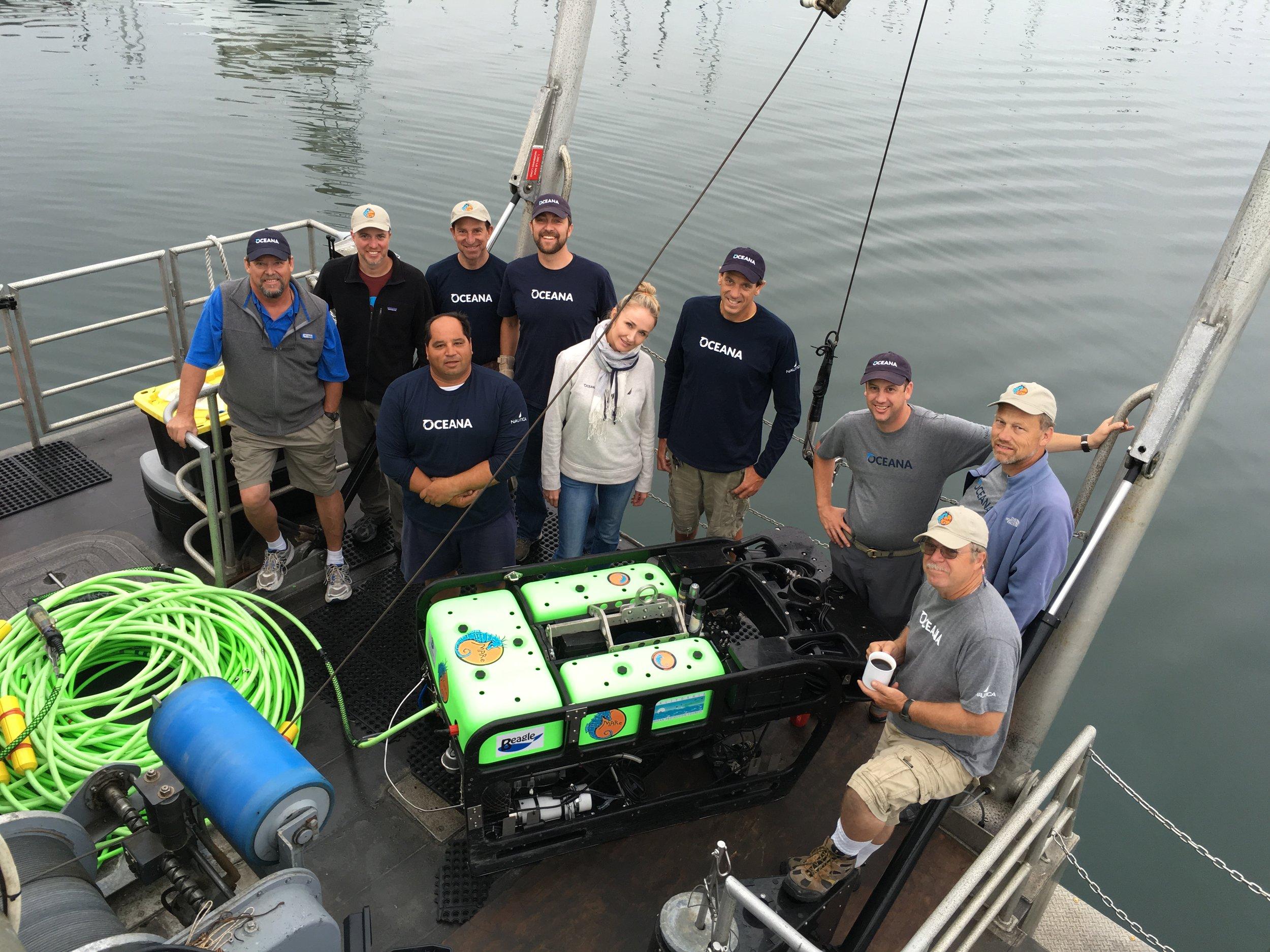 Oceana, MARE, CINMS, and A. Cousteau_080716.jpg