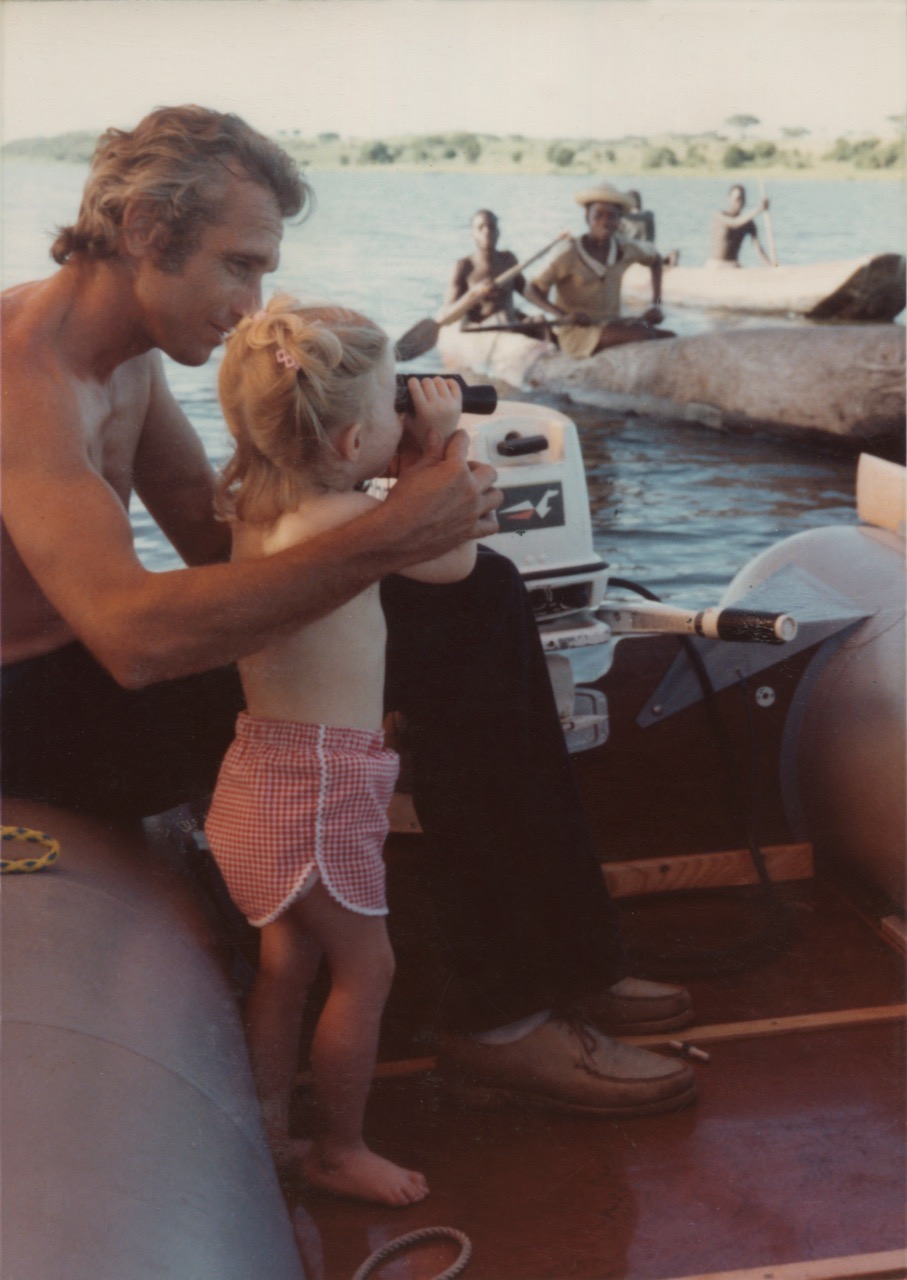Alexandra and Philippe - Uganda (1978).jpg