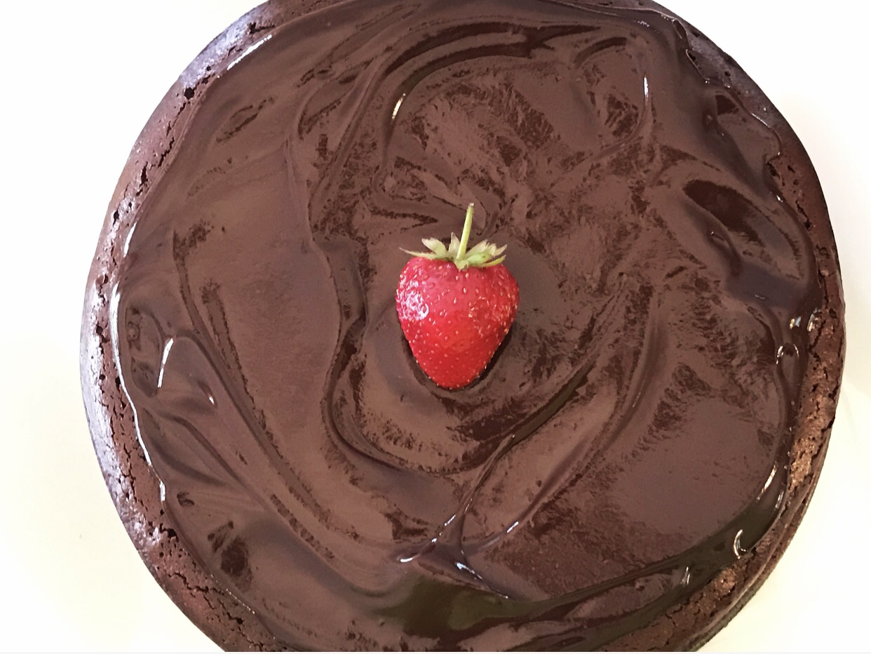 Seriously deliciOus chocolate Cake