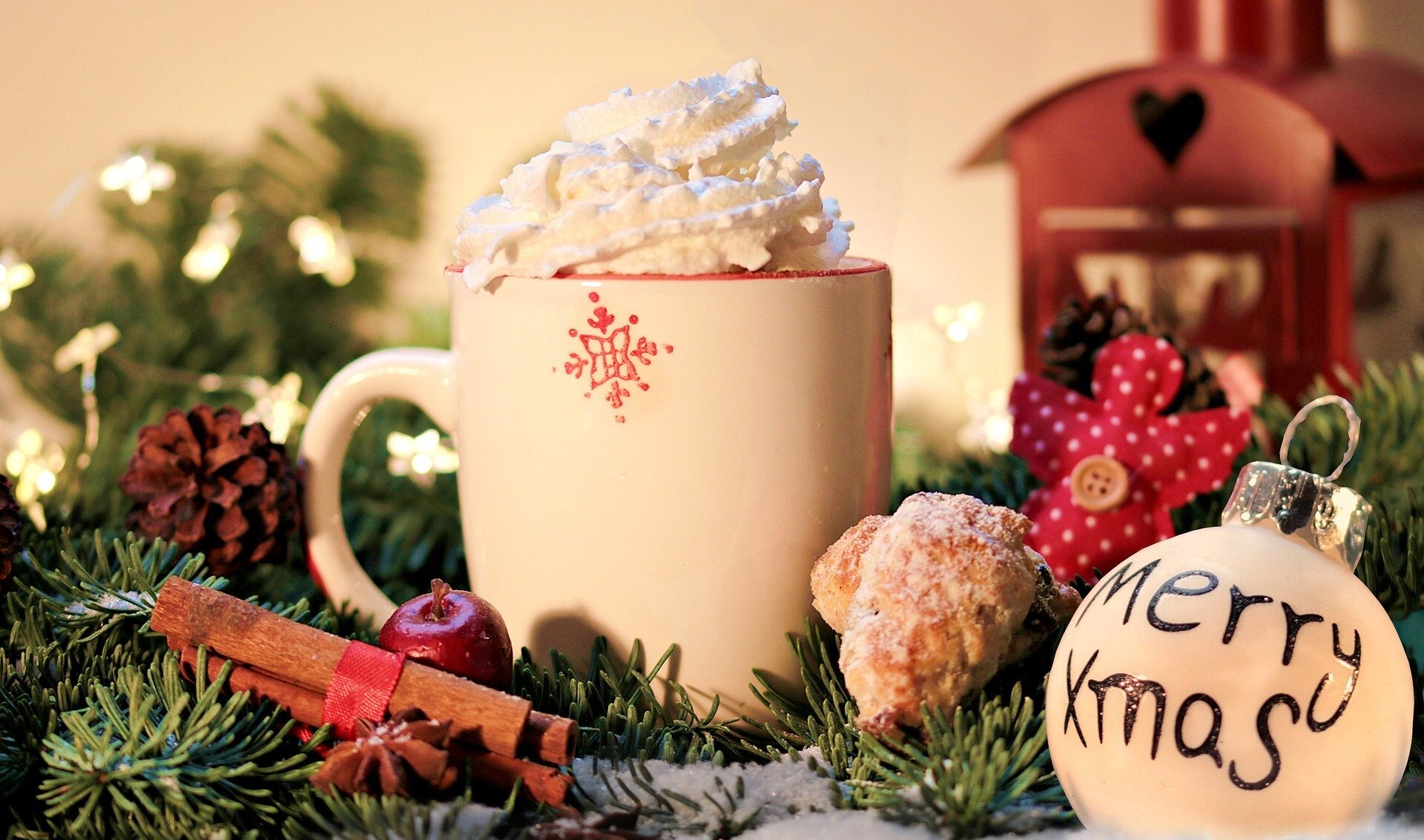 A perfect holiday treat on a cold day!