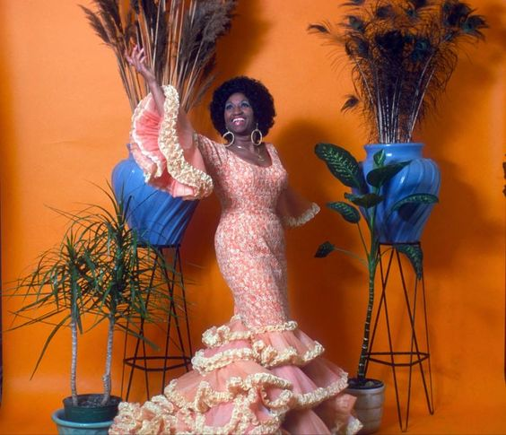 Celia Cruz (Herstory 27)