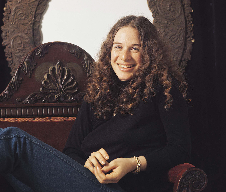 Carole King, circa 1970