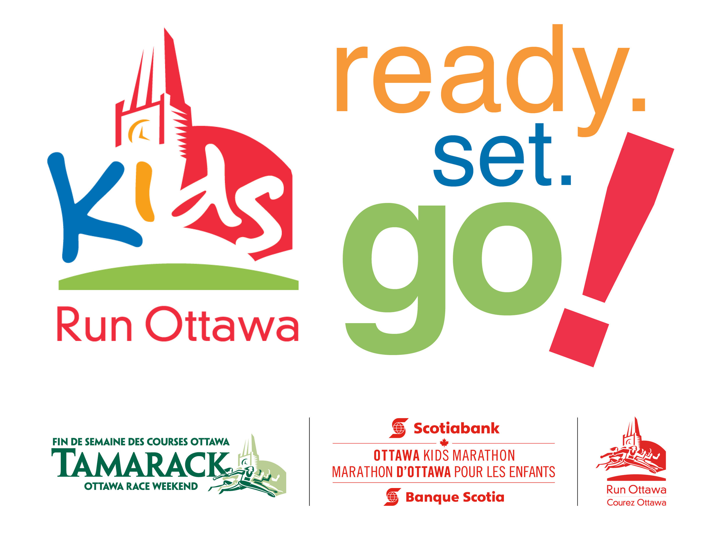 RUN OTTAWA  | Kids Run Ottawa School Program | Branding and program management