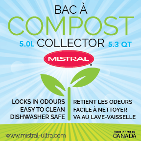 MISTRAL:  Compost Can Label
