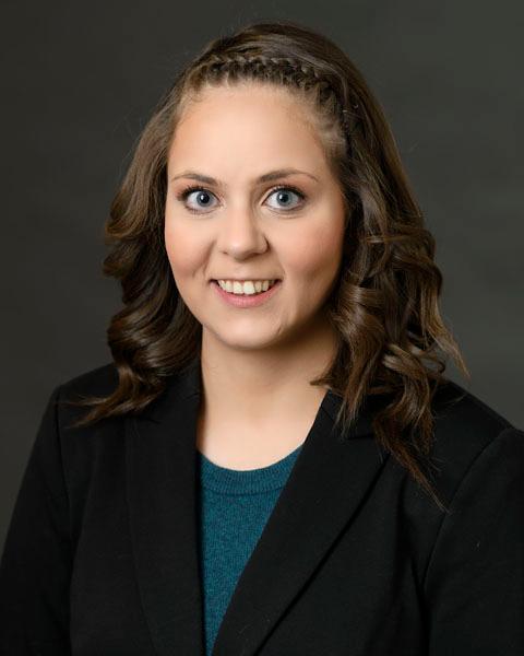 Caitlyn McKay   Finance