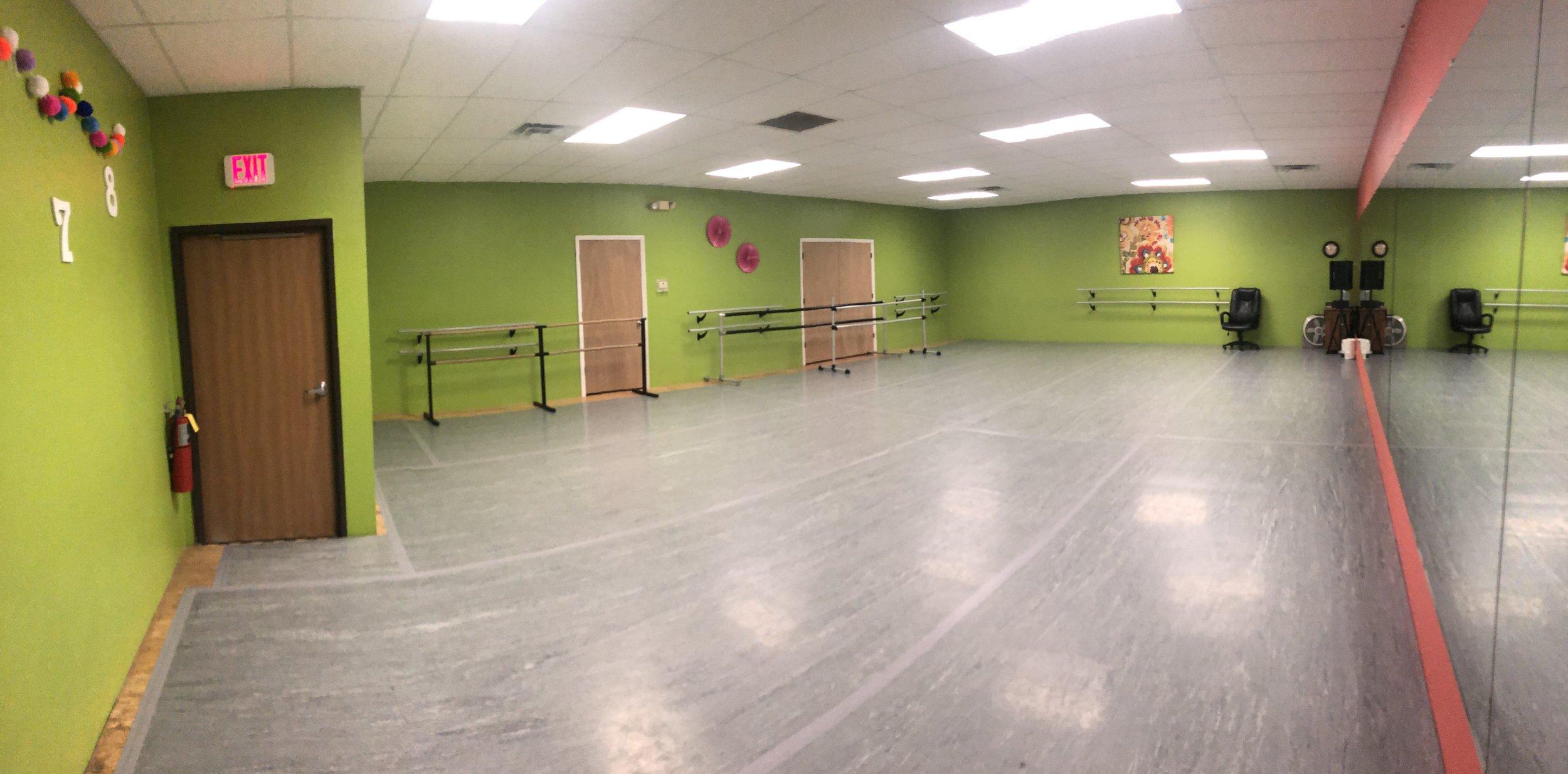 Dance Studio 1