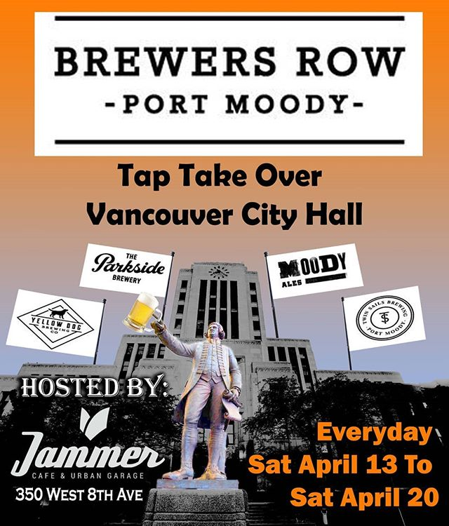 Brewers Row Port Moody at Jammers cafe  #bestof_caferacers #motosocial #curiocityvancouver #vancityvibe #vancitylife #vancity_ig #veryvanvouver #vancitybuzz #vancitynow #yvrfoodie #yvrevents #jammercafe #yvrfoodies #604motorcycles #vancity #lifebehindbars #motorcyclecafe# forevertwowheels #vancouvernightlife #caferacer #motorcycleculture #vancouverbrunch #yvrbrunch #vancouverbreakfast #mountpleasant #cambievillage #cambiestreet  @bccraftbreweries  @crafttourist  @yellowdogbeer  @parksidebrewery  @moodyales  @twinsailsbeer
