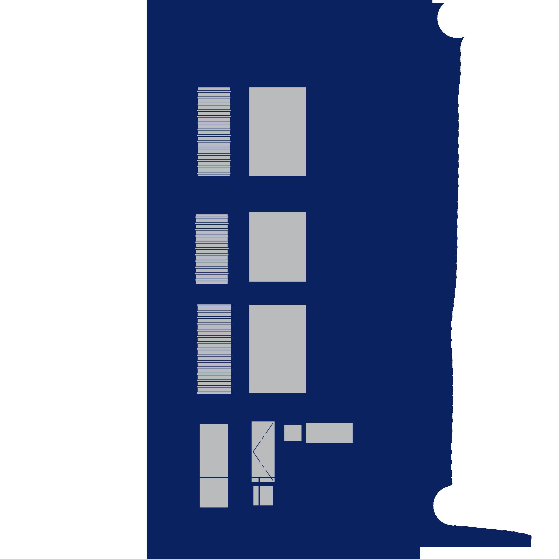 fuji - 1 BEDROOM1 FULL + 1 HALF BATHOR 1 FULL + 2 HALF BATH1285 SQUARE FEET