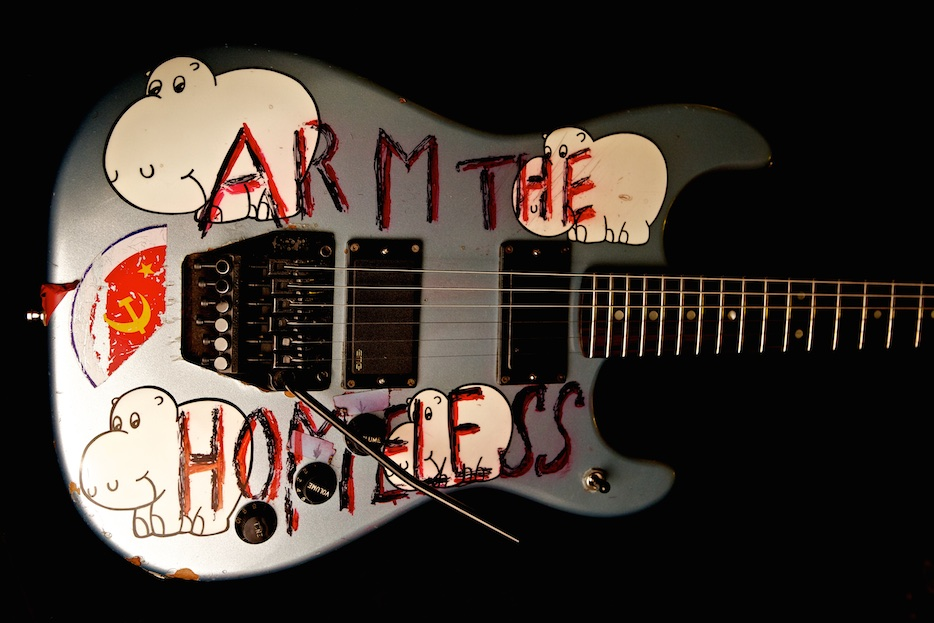 Tom Morellos Custom Performance Signature Guitar | © Lisa S. Johnson