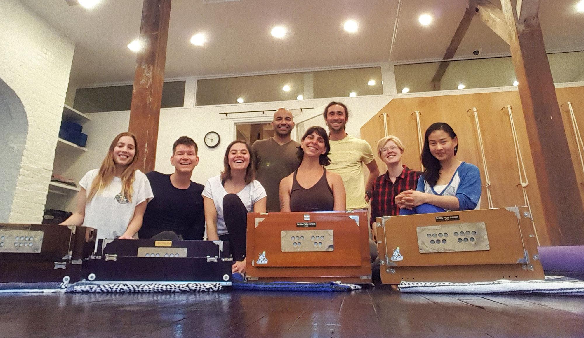 Workshops For Teacher Trainings Studios Seth Lieberman Yoga Music