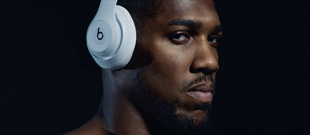 BEATS x ANTHONY JOSHUA