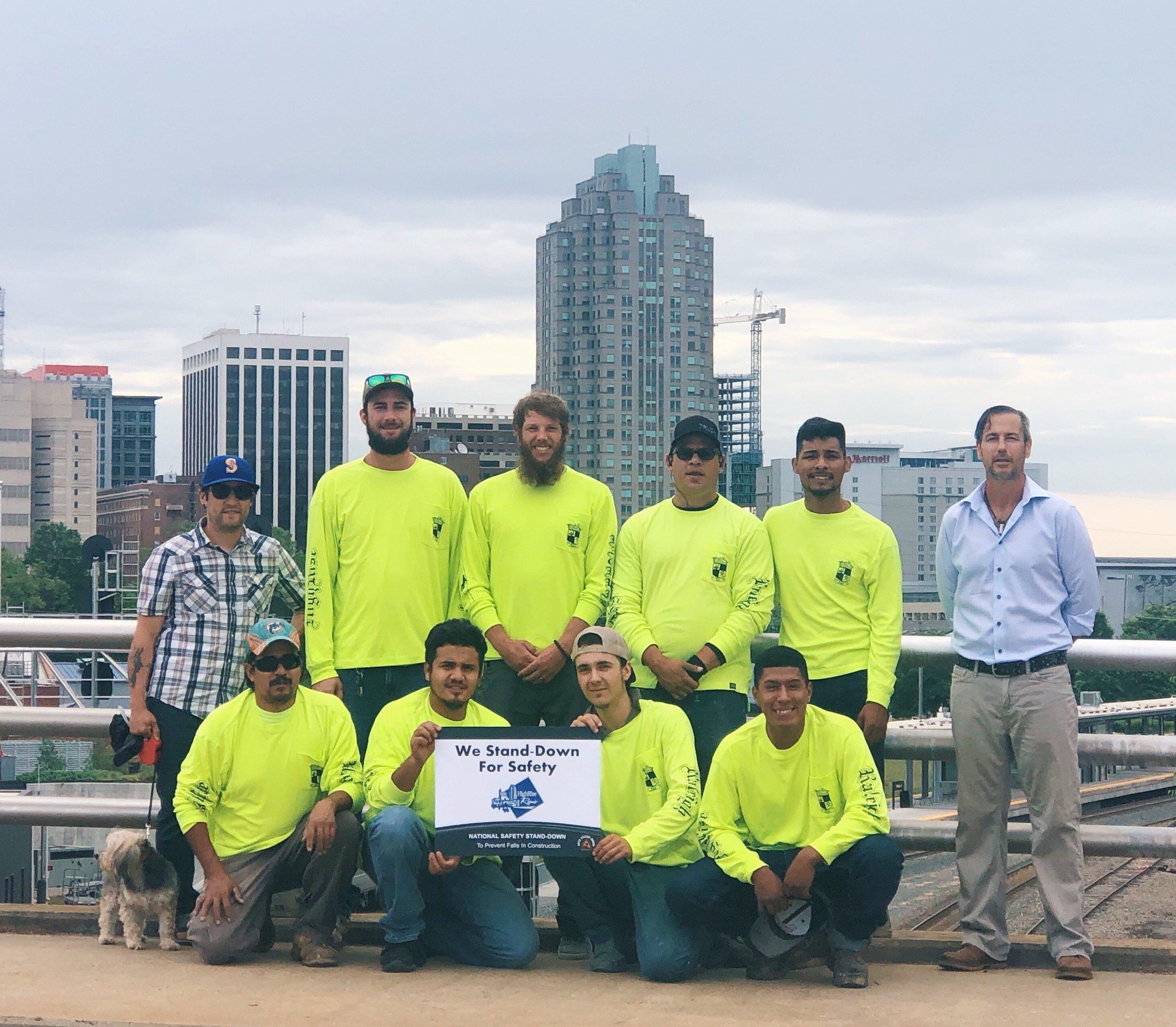 HighRise Repair Raleigh Waterproofing
