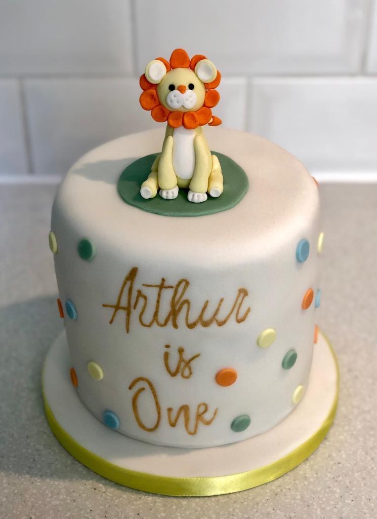 Some cake item #2