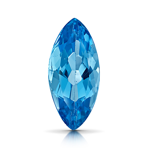 December---Blue Topaz