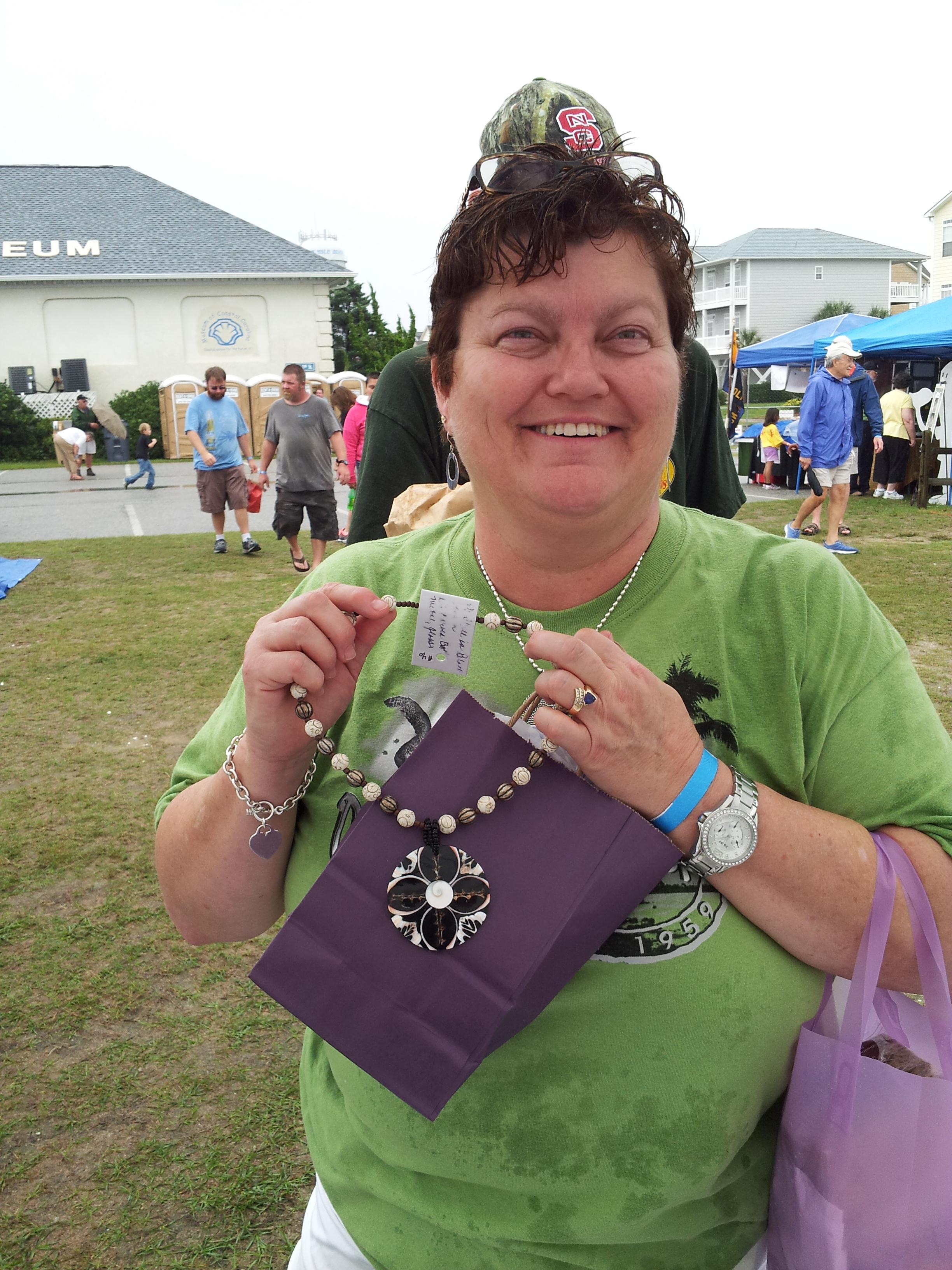 Cathy G, Holden Beach NC