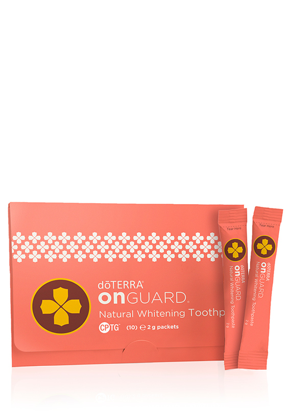 OnGuard® Whitening Toothpaste Samples