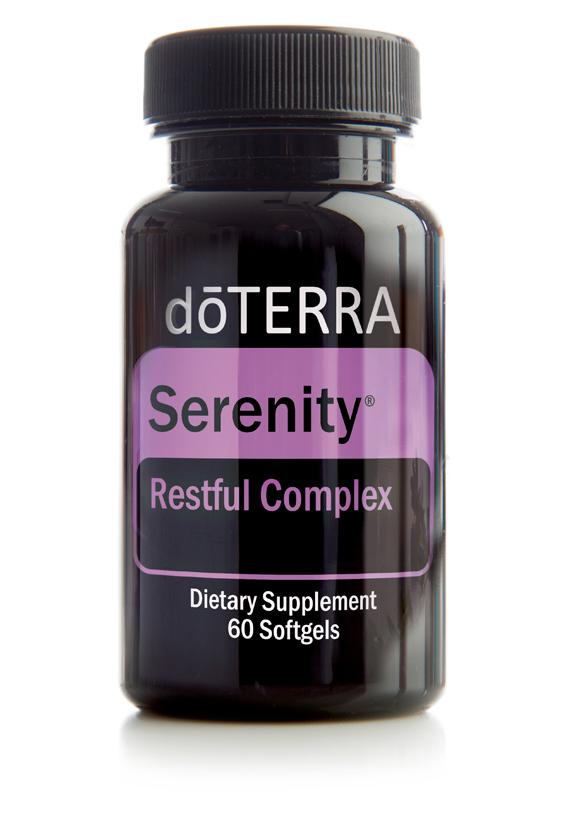 dōTERRA Serenity® Softgels