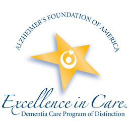 Alzheimer's Foundation of America Excellence in Dementia Care