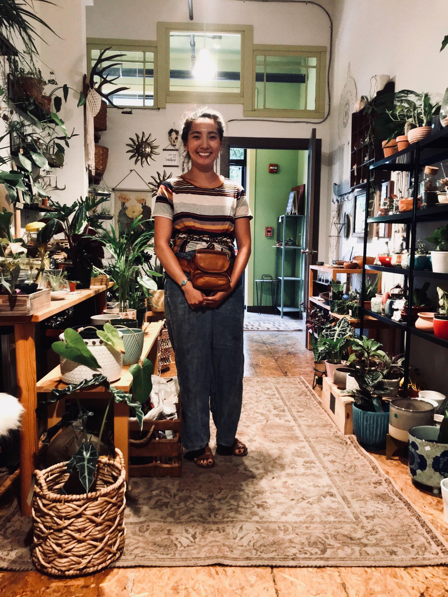 Tracie Wong, Interior Plants