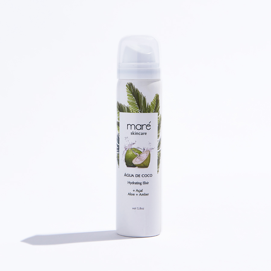 Coconut water face mist
