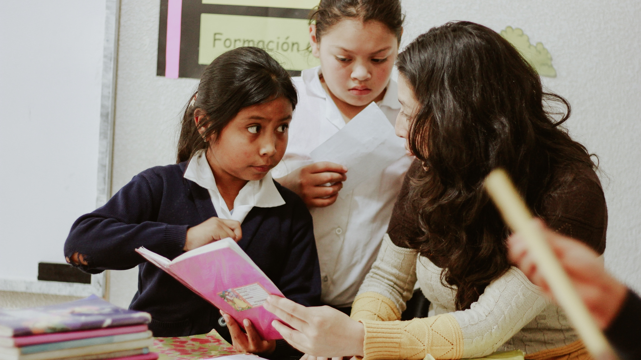 Sponsor a student - Your monthly sponsorship can provide a child with a quality education