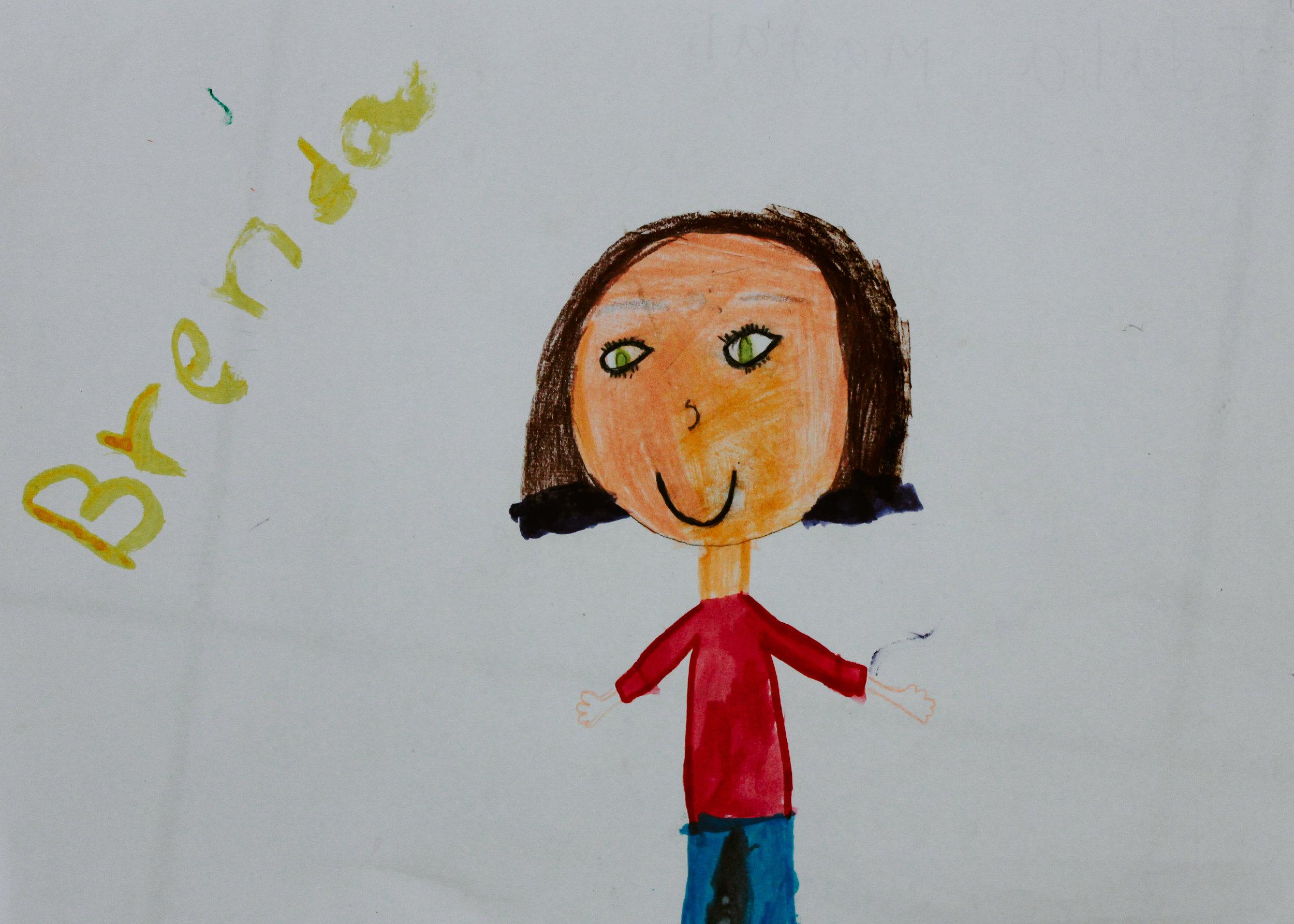 Brenda, 2nd grade
