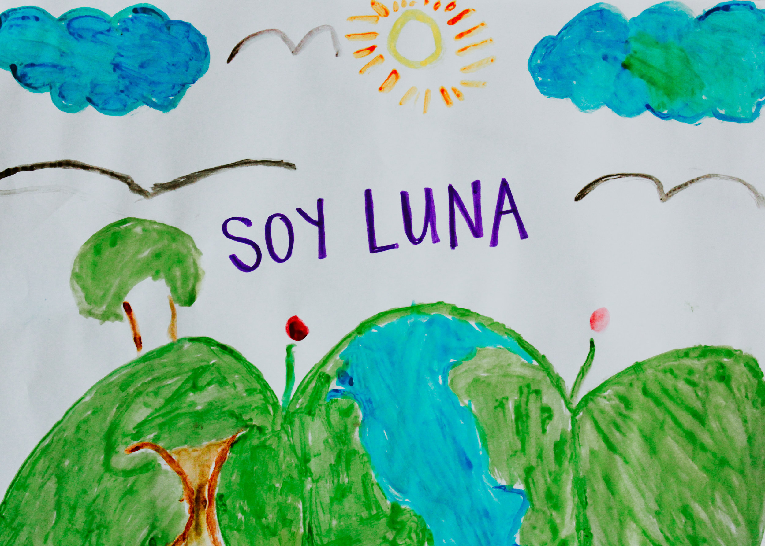 Soy Luna, middle school