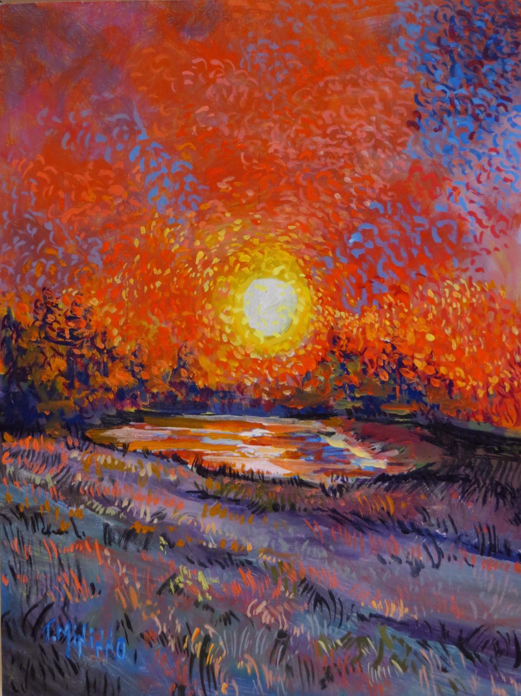 """"""" Eye Of The Rising Sun"""""""
