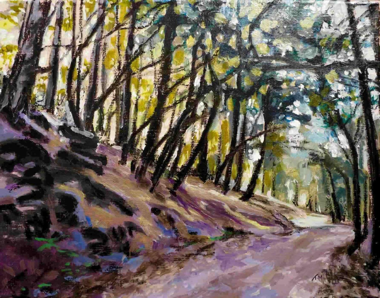 """""""Annadel Path"""" 2015"""