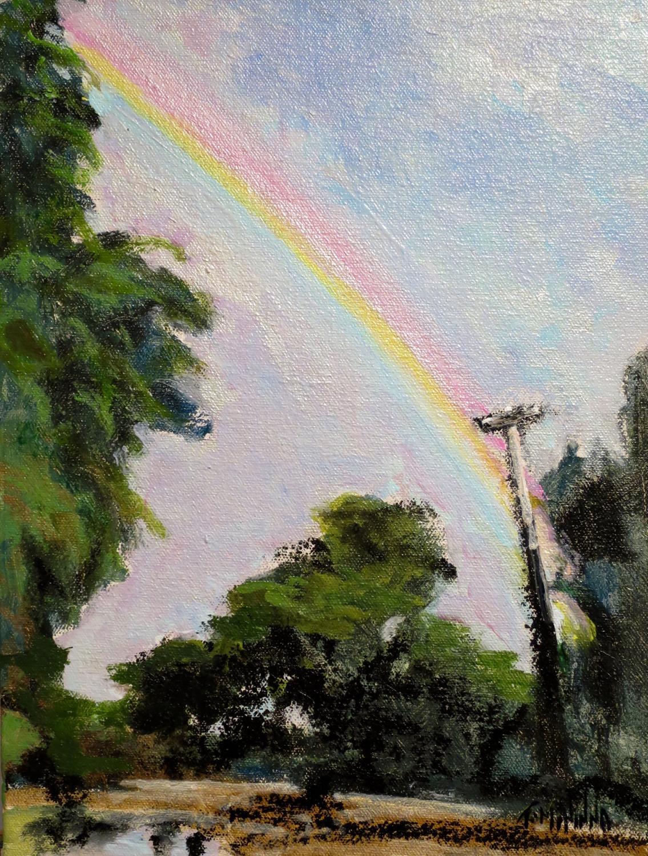 """Perfect Rainbow"" 2015"