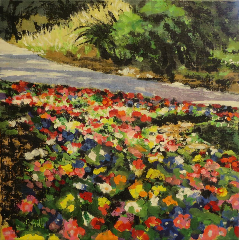 """Primrose Garden"""