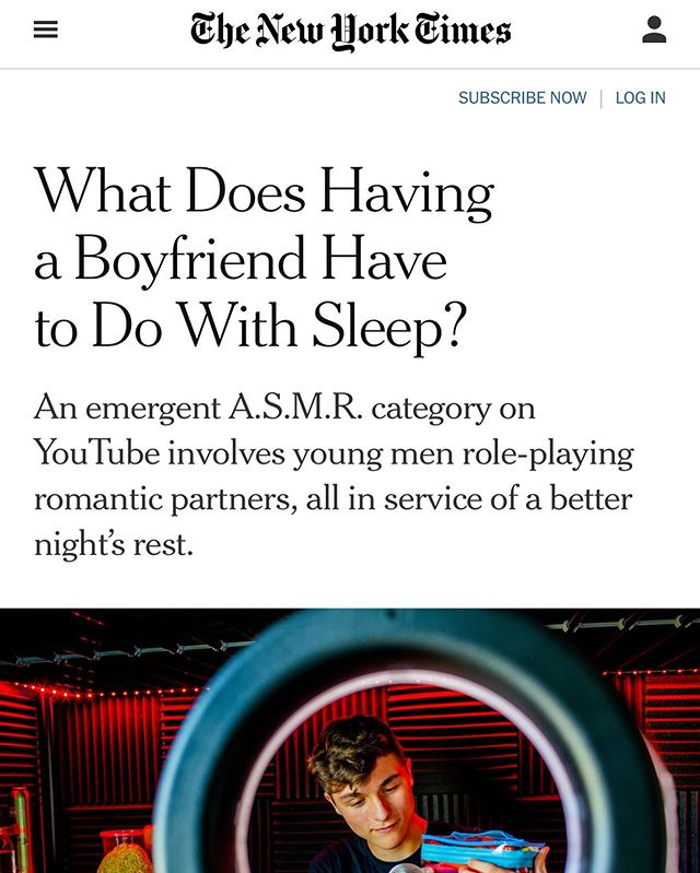 Excited to weigh inside this unique article! @nytimes @birdiewylde