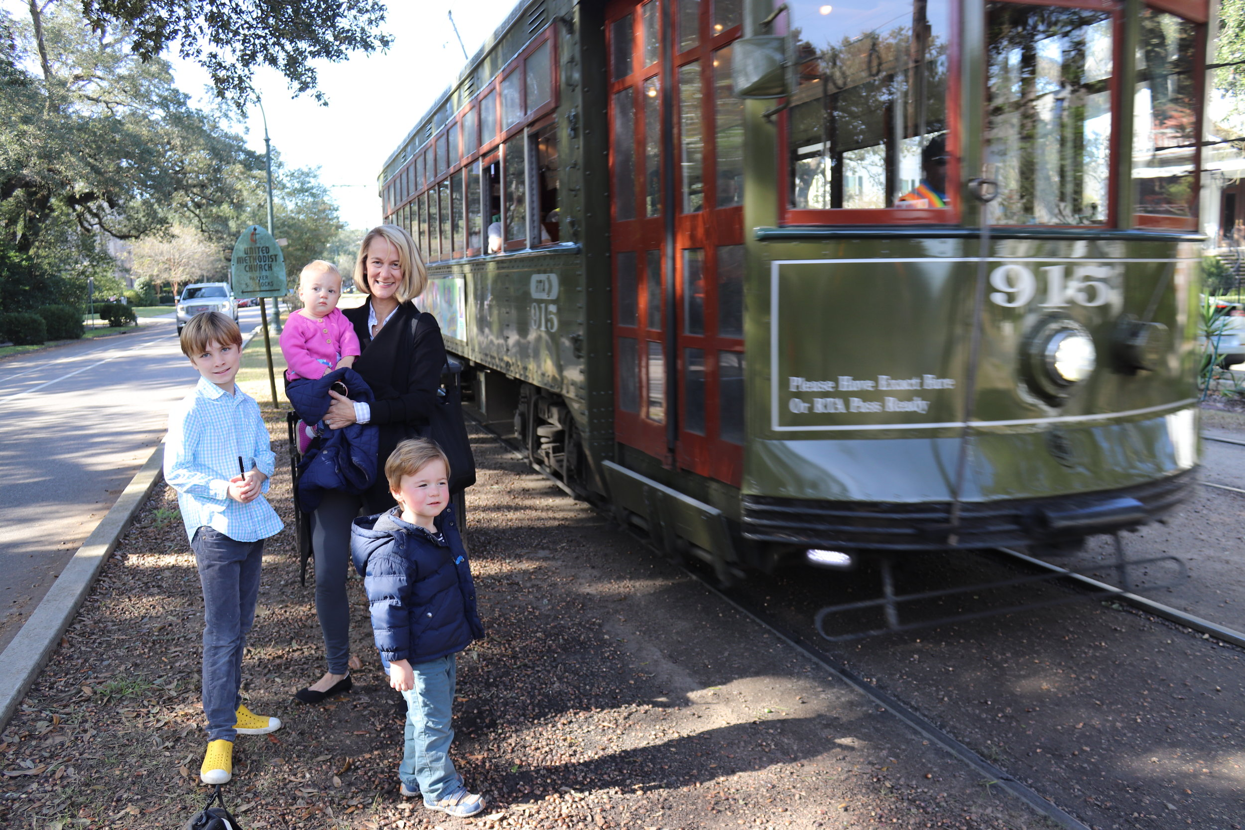 "Say ""Street Car!""  But seriously. Don't call this a trolley. Do take it downtown to explore the French Quarter."
