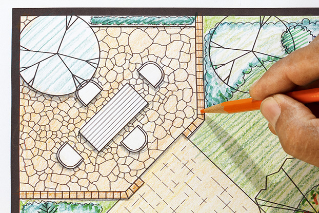 Landscape Design   Designing your work can be hard, let the experts handle it and watch your design come to life.