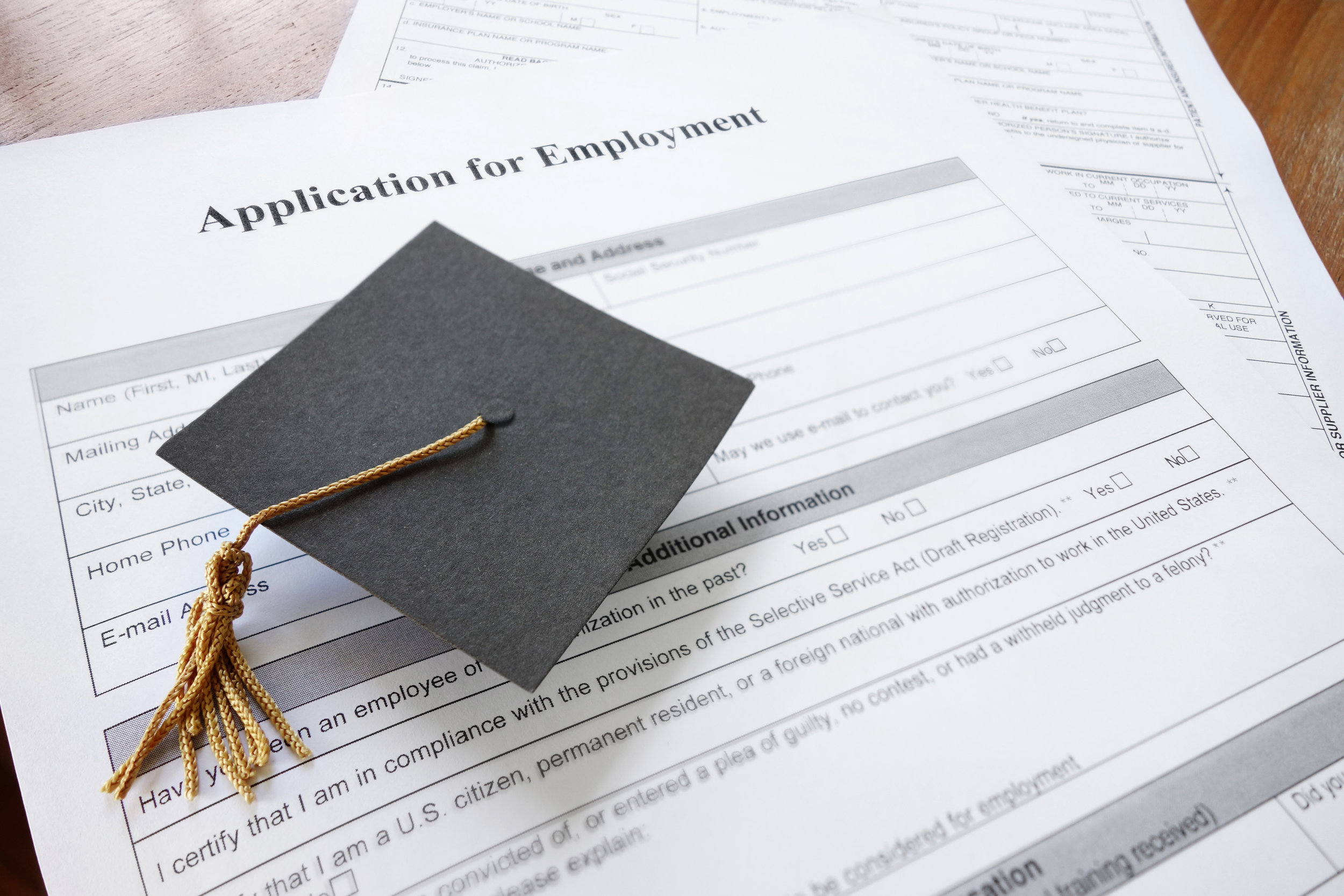 THE BASICS: GETTING YOUR GRADUATE SCHEME APPLICATION RIGHT
