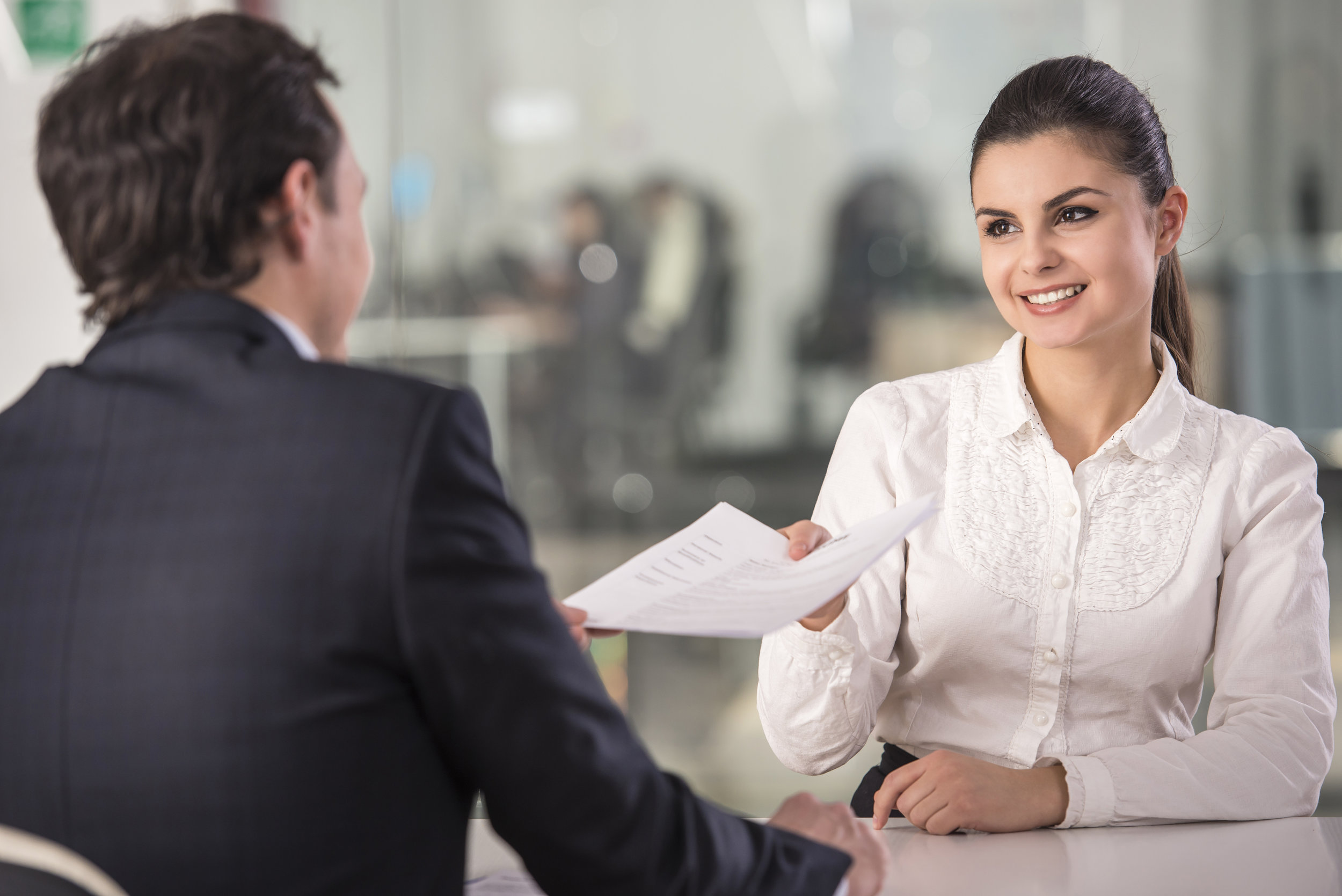 Get A Graduate Job Interview Horror Stories
