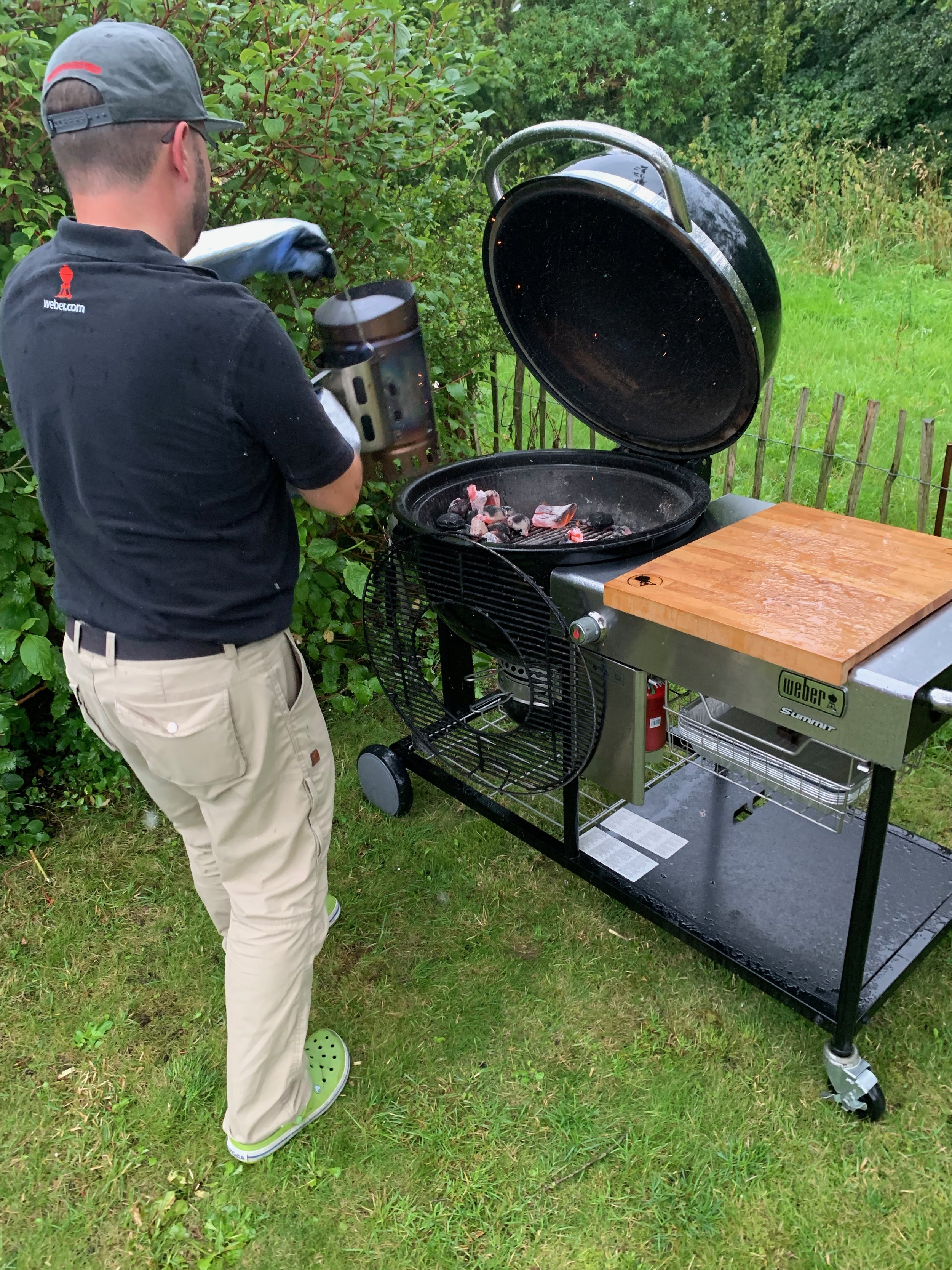 Our Man In Germany Great Day For Grilling