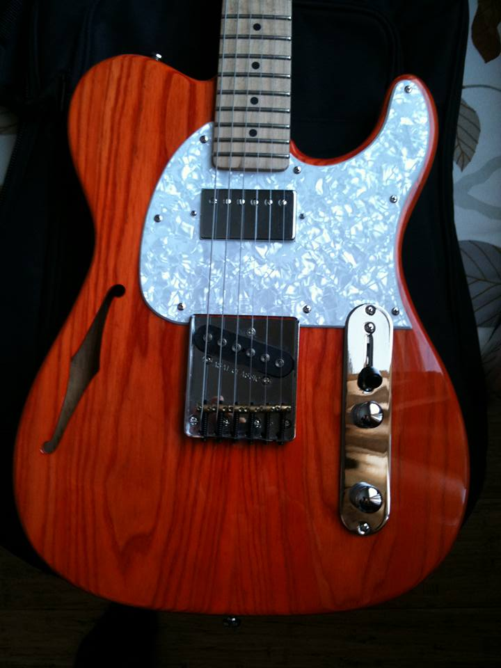 G&L ASAT Blues Boy