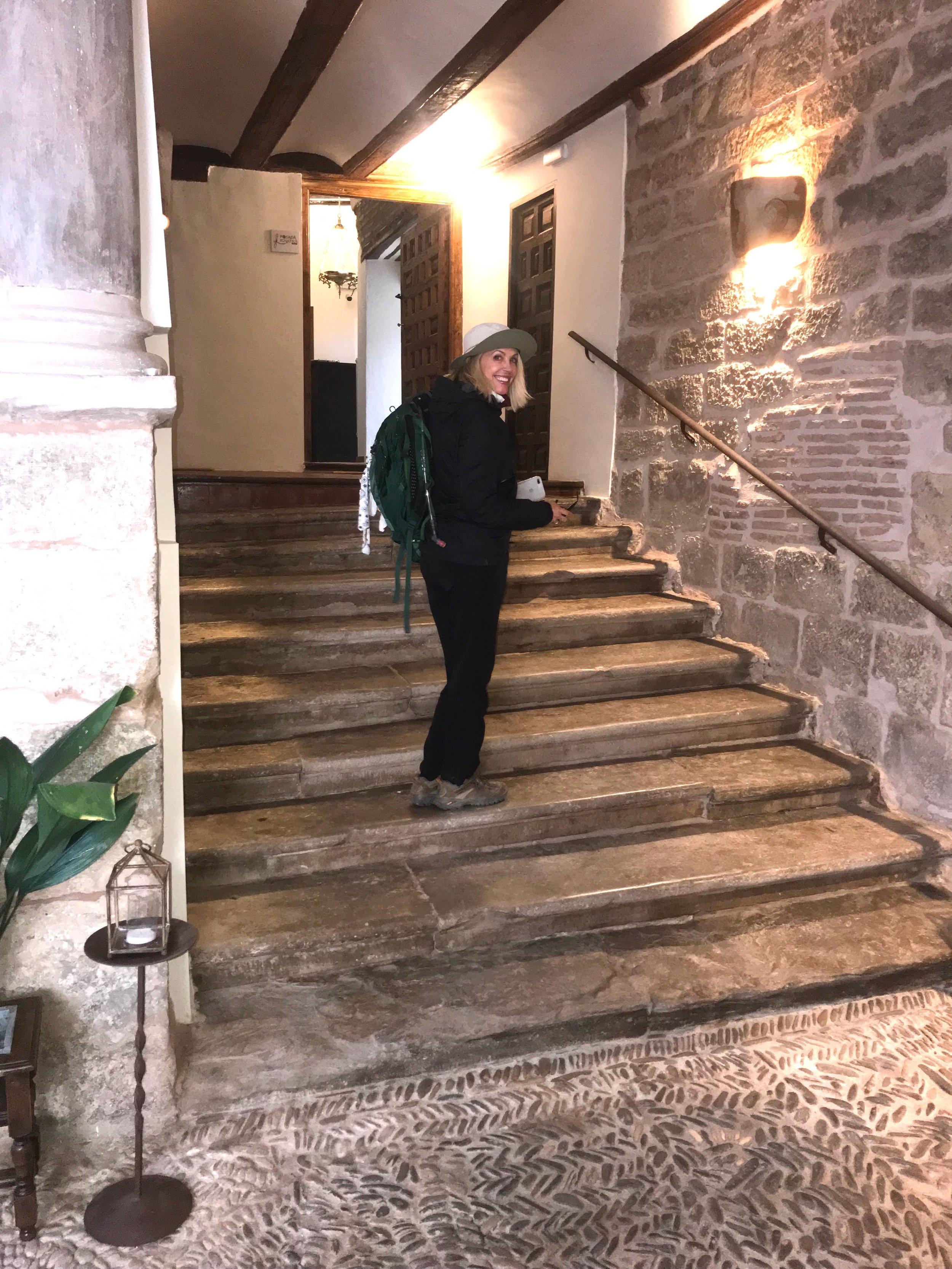 Pensión Posada Ignatius in Navarrete.