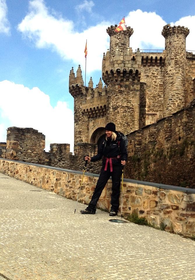 May 19th, 2013 - The Castle of the Knights Templar, Ponferrada, Spain