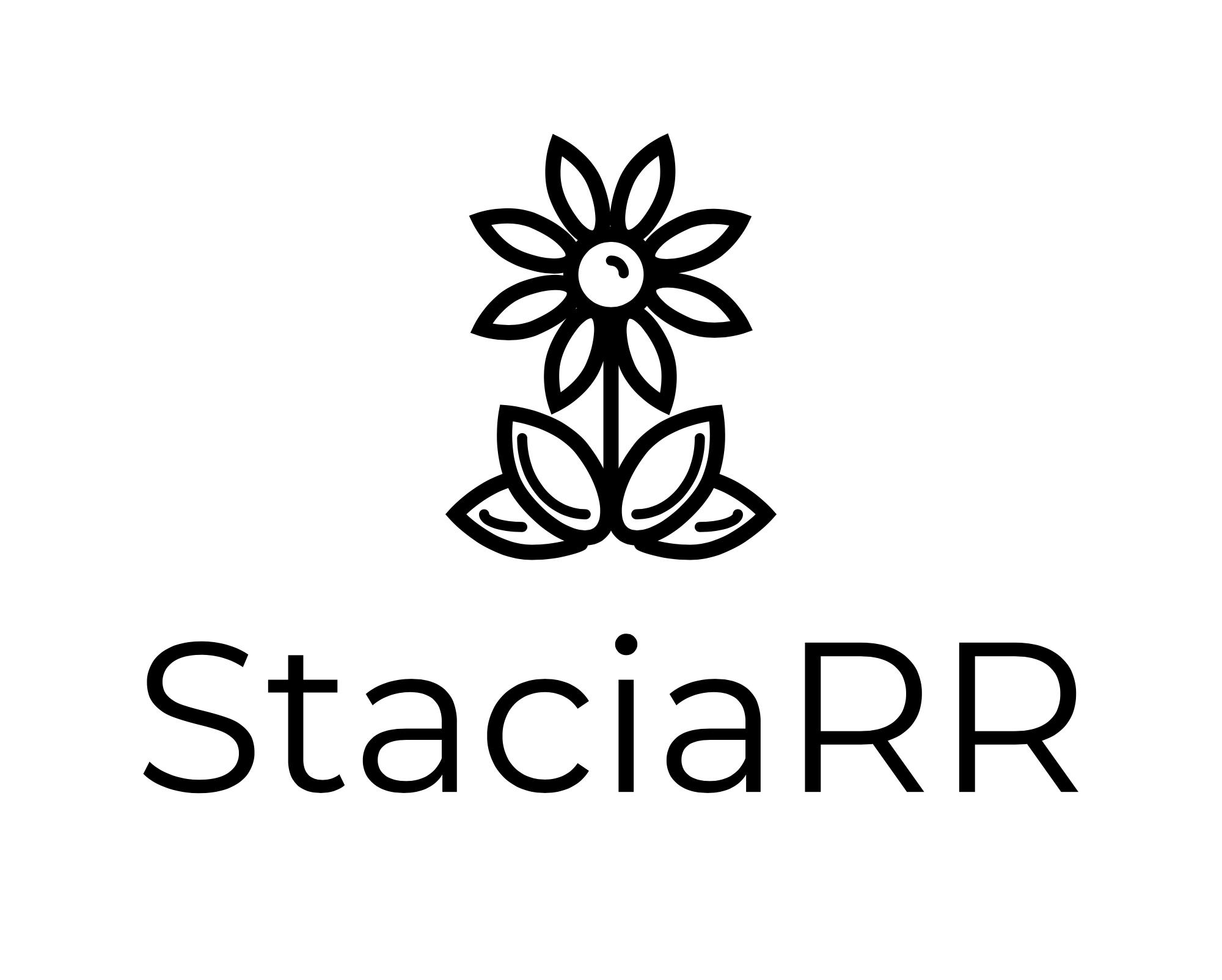 StaciaRRLogoJpegClear:Black.jpg