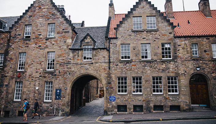 Photo credit: Edinburgh University Students' Association