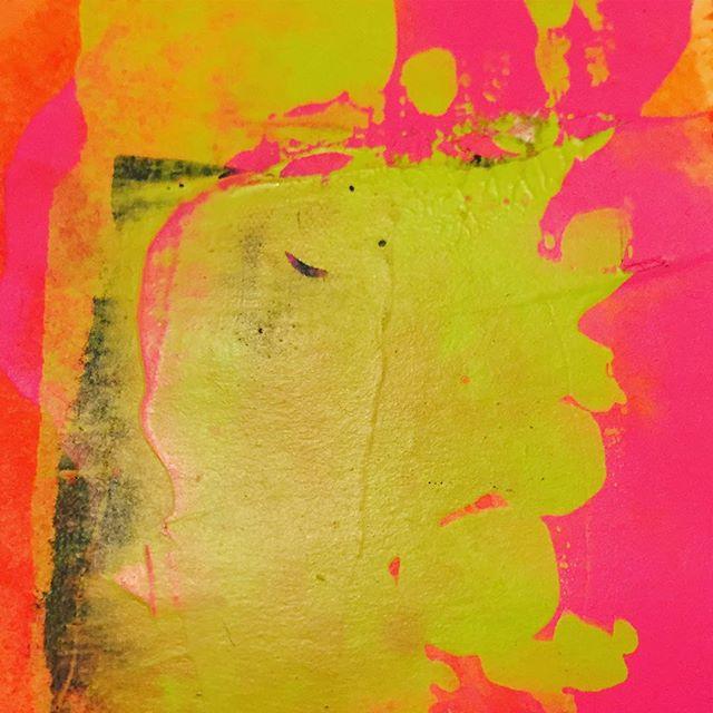 Bright!! #lighthouseartschool #lighthousejournals #artjournaling #neon #bright #color #lovecolor #funwithcolor #expressiveart #massachusetts #MAart #artclassesMA #create #neonpink #lovetopaint