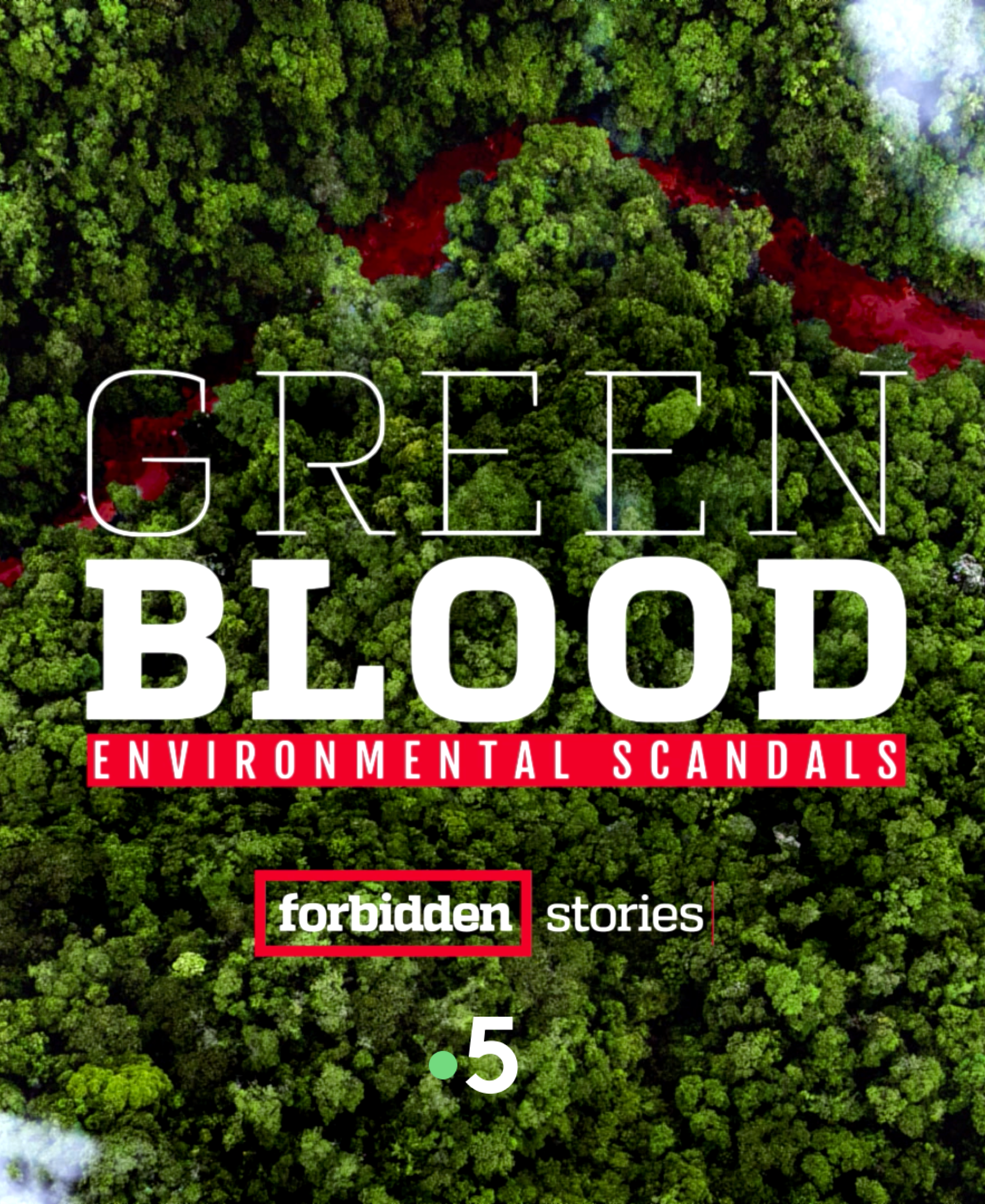 SYNOPSIS - The Green Blood documentary series will follow in real time the work of sixty of the best investigative journalists in the world, exposing several environmental scandals on different continents.