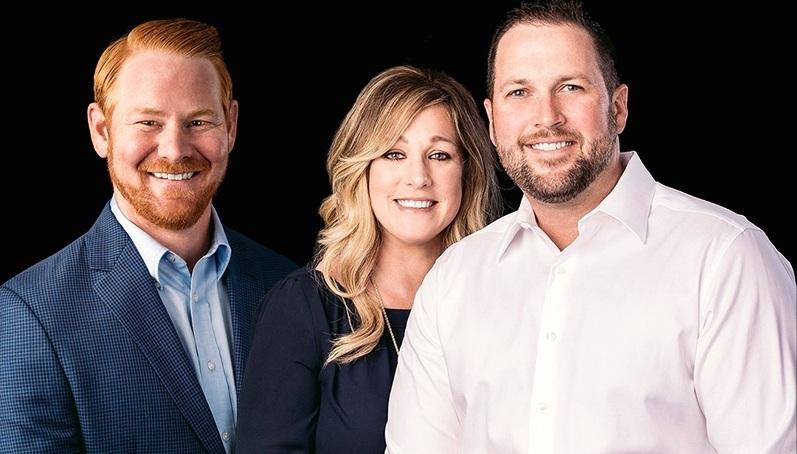 Brad Depoy, REALTOR® , Holly Mathieson & Brian Mathieson, Lead REALTORS®