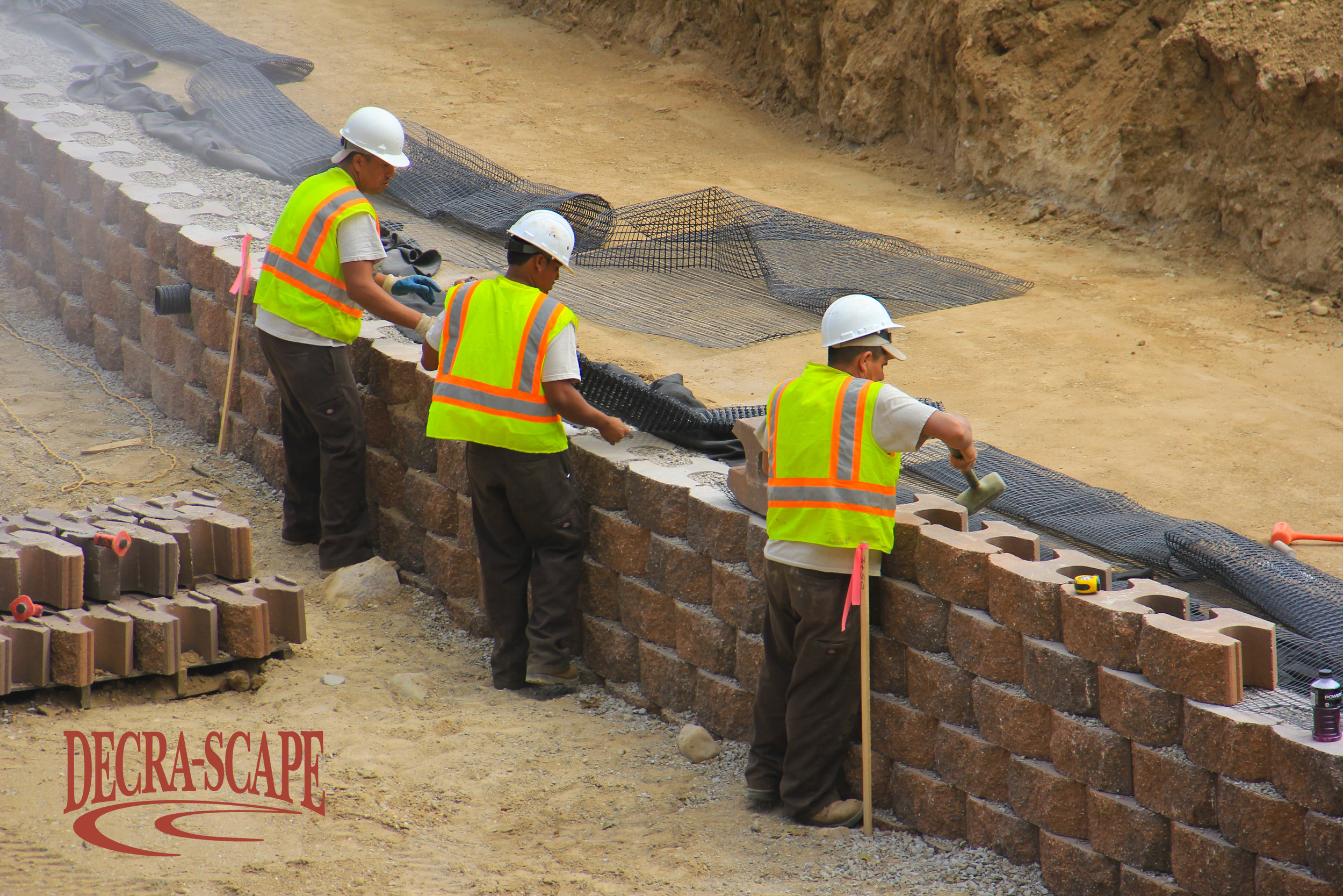 Incorporating Segmental Retaining Walls in Your Sterling Heights, MI, Commercial Landscape Design
