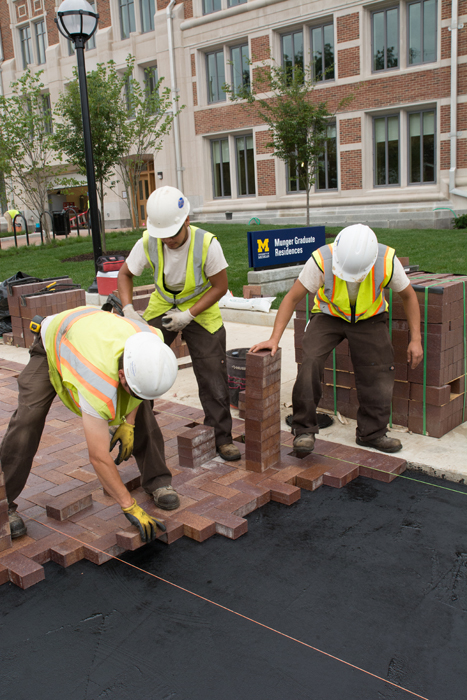 Do's and Don'ts of Brick Patio Installation in Bloomfield Township, MI