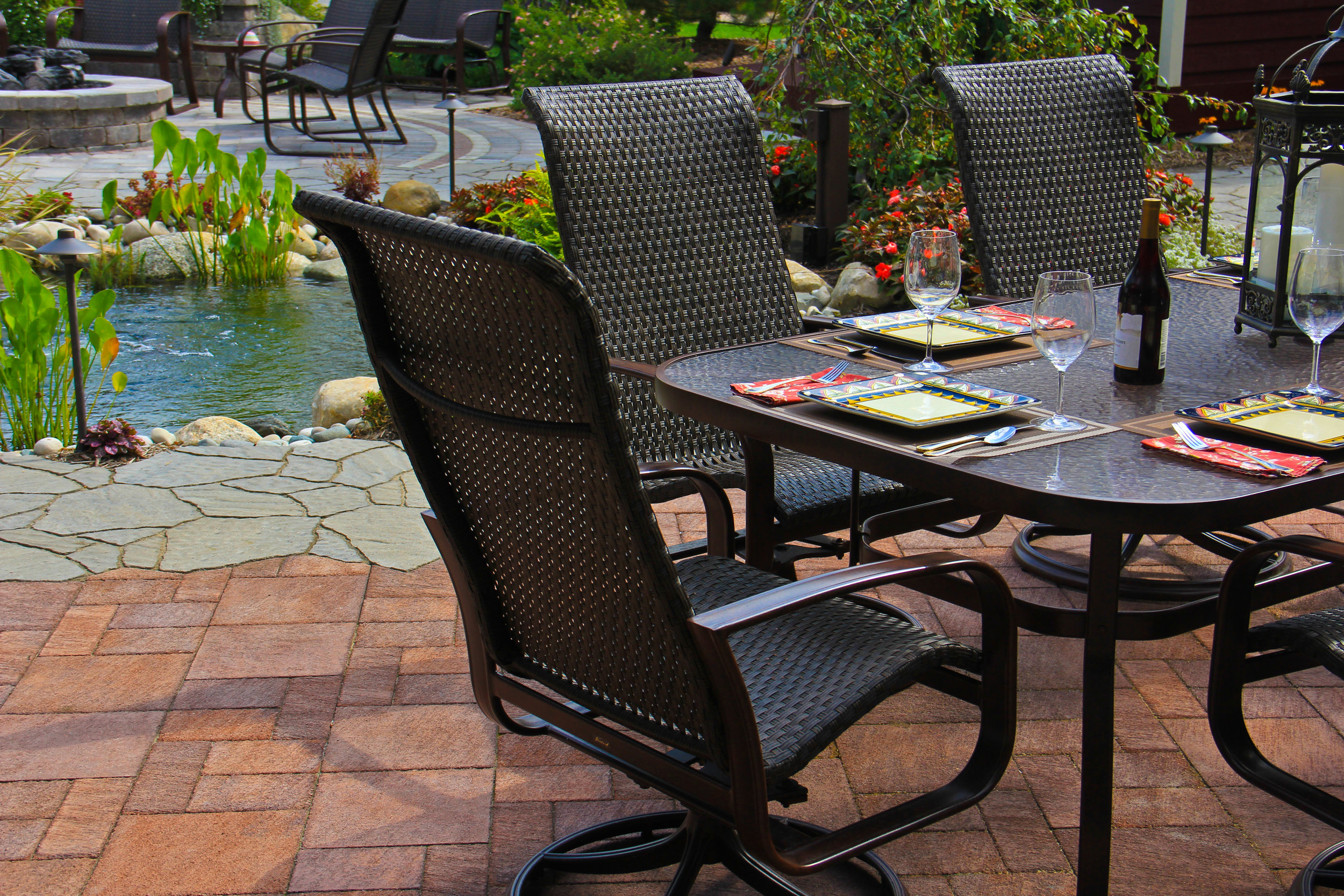 6 Considerations When Choosing Patio Pavers in Rochester Hills, MI