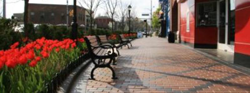 Commercial landscape design in Macomb, MI